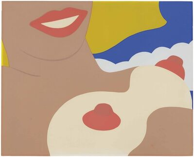 Tom Wesselmann, 'Nude, from: 11 Pop Artists, Volume II', 1971