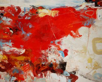 Chris Hayman, 'Red Surround ', 2016