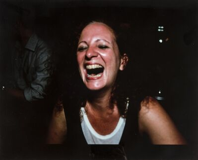Nan Goldin, 'Self Portrait Laughing, Paris', 1999