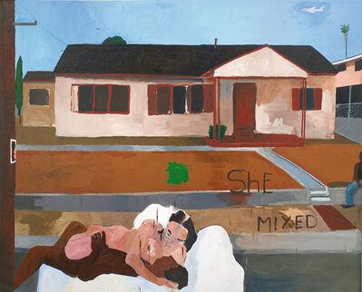 Henry Taylor, 'She Mixed', 2008