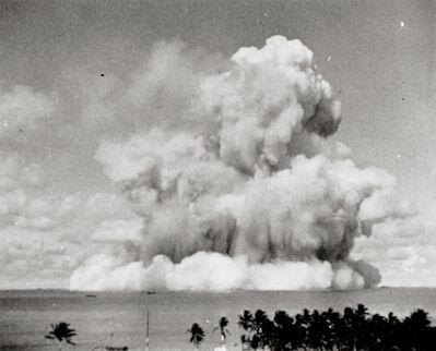 Atomic Bomb Experiment, 'Operation Crossroad', 1946