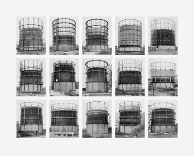 Bernd and Hilla Becher, 'Gasbehälter (Gas Tanks)', 2009