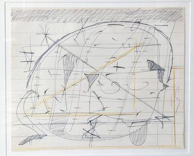 Morris Louis, 'Untitled (D356)', 1950-1953