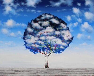 Alexandra Battezzati, 'Le Ciel ne raconte jamais la même histoire', 2018