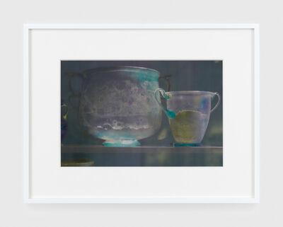 James Welling, 'Roman Glassware', 2020