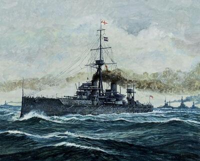 Brian Sanders, 'HMS Dreadnought', 1998