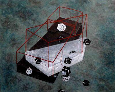 Liang Gu 顧亮, 'Geometry programNO-03', 2010