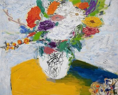 Willy Ramos, 'Flores Blancas', 2010