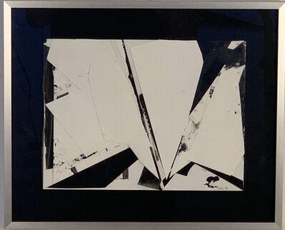 Budd Hopkins, 'Untitled Collage', 2007