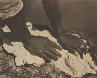 Tina Modotti, 'Labor 1 or Hands Washing', circa 1927