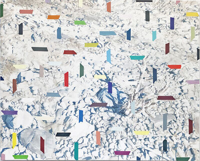 Eric LoPresti, 'Rocks and Tapes', 2019