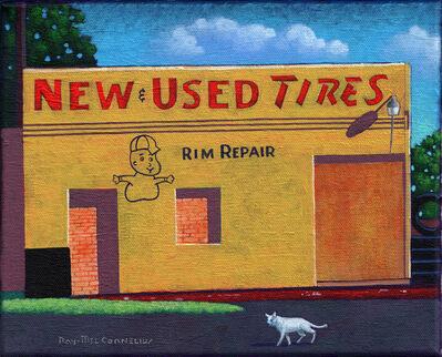 Ray-Mel Cornelius, 'Rim Repair', 2017