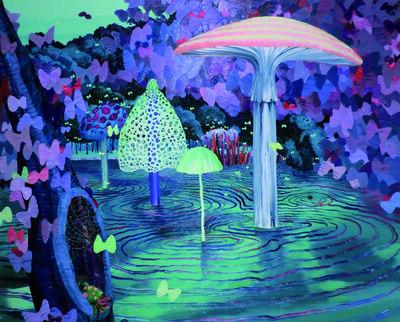 Eguchi Ayane, 'Moonlight Swamp', 2012