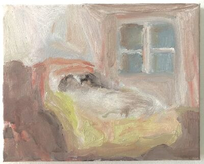 Frankie Gardiner, 'Fast Asleep', 2020