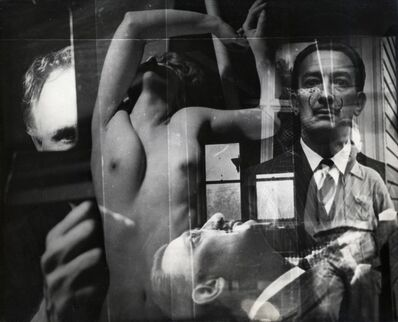 Val Telberg, 'Untitled (Salvador Dali and nude)'