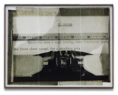 Astrid Klein, 'CUT I', 1986-1996