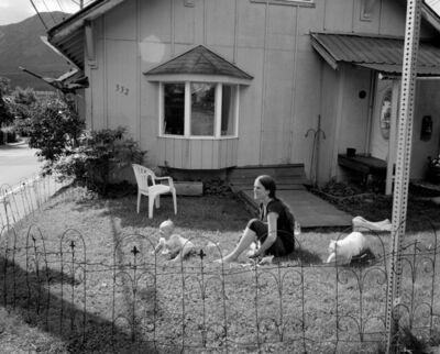 Patrice Aphrodite Helmar, 'Corner House - Juneau, Alaska', 2018