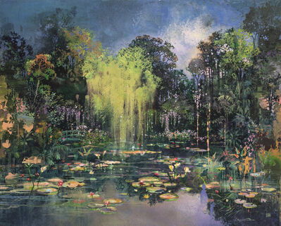 Eric Roux-Fontaine, 'L'étang II',