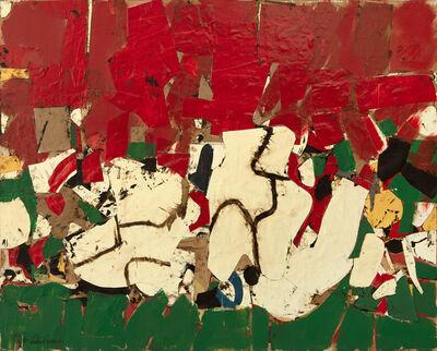 Conrad Marca-Relli, 'Passion J-L-I-18-59/89', 1959-1989