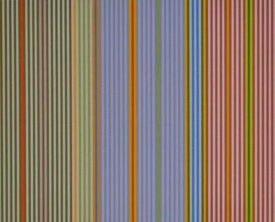 Gene Davis, 'Black Popcorn from Portfolio Series II', 1969