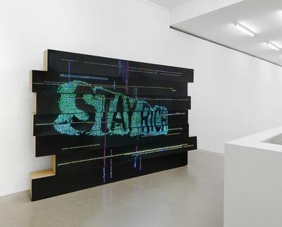 Birgit Brenner, 'Stay Rich', 2021