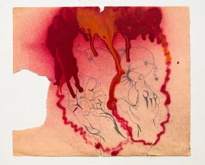 Lee Quinones, 'Wild Style Heart', 1982
