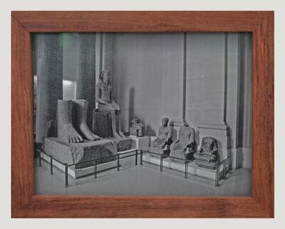 Grace Ndiritu, 'Museums # 2_Egypt, Louvre', 2014