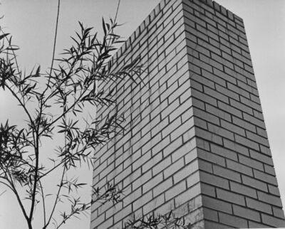 André Kertész, 'Brick Chimney', 1965