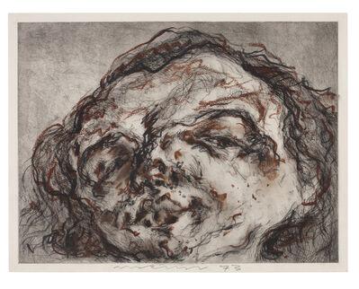 Marwan (Marwan Kassab-Bachi), 'Face landscape', 1973