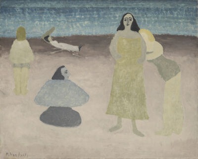 Milton Avery, 'Seaside', 1931