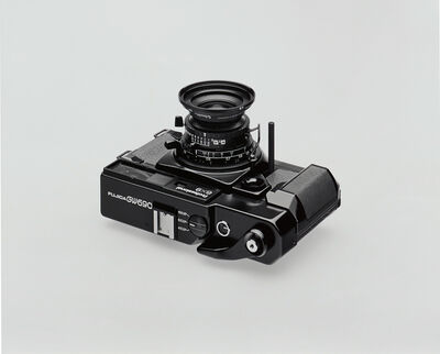 Christopher Williams, 'PROTOTYPE FUJI 6X9 WITH 47MM MC SUPER-ANGULON. PHOTOGRAPHY BY THE DOUGLAS M. PARKER STUDIO, LOS ANGELES, CALIFORNIA, SEPTEMBER 9, 2007 - SEPTEMBER 13, 2007', 2008