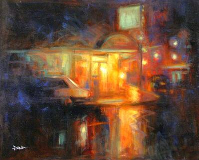 Doug Dawson, 'Foggy Lights', 2017