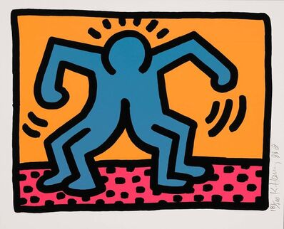 Keith Haring, 'Untitled, 1988 (Pop Shop II - C)', 1988