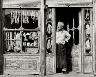 Neil Folberg, 'The Ropemaker', 1971