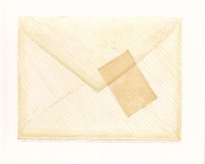 Margot Glass, 'Light Envelope with Tape', 2016