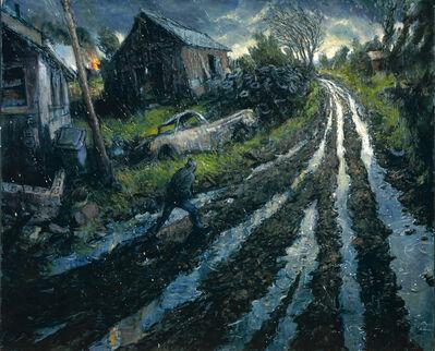 Chester Arnold, 'Hard Rain'