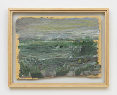 Paul Thek, 'Untitled (Landscape),', 1969