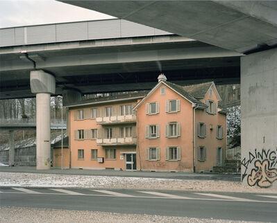 Jörn Vanhöfen, 'Zürich 367', 2011