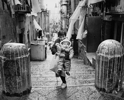 Mimmo Jodice, 'Vico San Sepolcro, Quartieri Spagnoli, Napoli', 1973