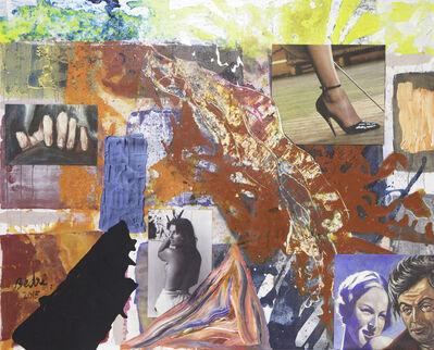 Bedri Baykam, 'High Heels', 2015
