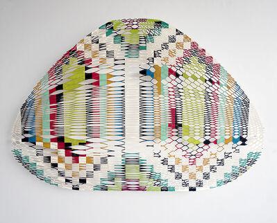 Maria Garcia Ibañez, 'Tejido 11', 2018