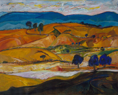 Yehouda Chaki, 'Green Line 07132', 2007