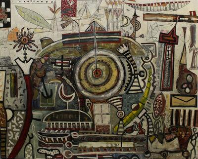 Bernard Mattox, 'Archeology of Solitude', 2018