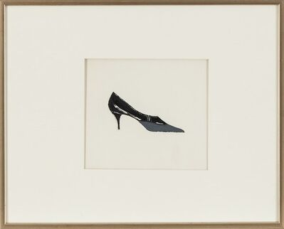 Andy Warhol, 'Shoe', ca. 1955