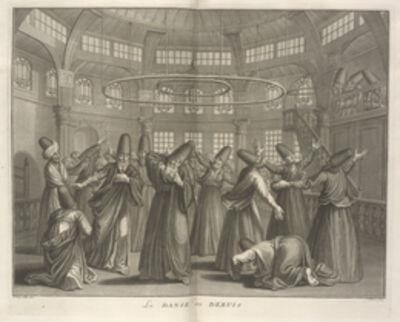 Bernard Picart, 'Dance of the Dervish', 1723-1743