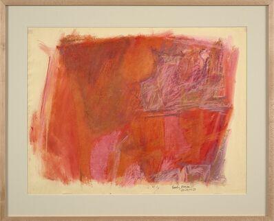 Emily Mason, 'Untitled (Venezia)', 1957