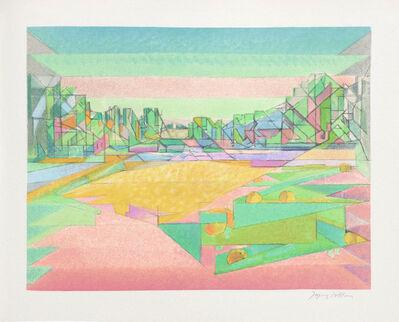 Jacques Villon, 'Le Potager aux Citrouilles', 1962