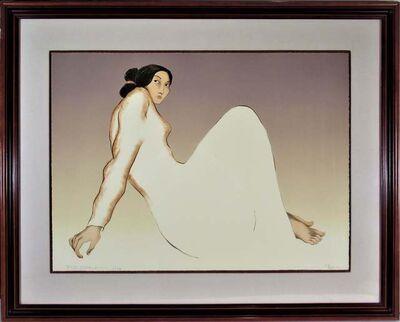 Rudolph Carl Gorman, 'Hana', 1982