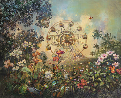 Eric Roux-Fontaine, 'Le jardin planétaire', 2019