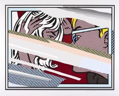 Roy Lichtenstein, 'Reflections on Conversation', 1990